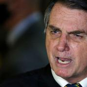 Jair Bolsonaro, un président qui menace et injurie