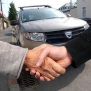 Automobile: Macron veut relancer le marché del'occasion
