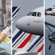 Trois secteurs phares de l'économie française menacés