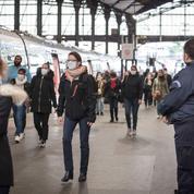 La police du rail sous tension depuis le déconfinement