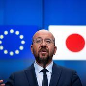 Face à la Chine, l'Europe cherche à renforcer ses liens avec le Japon