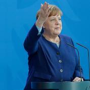 La conversion européenne d'Angela Merkel en actes