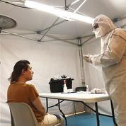 Coronavirus: plongée dans un circuit de surveillance de l'épidémie