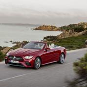 Mercedes Classe E Cabriolet et Coupé , cap sur l'électrification