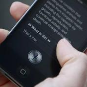 Pour améliorer son assistant vocal Siri, Apple rachète la start-up d'IA Inductiv