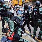 Pékin serre Hongkong entre ses griffes
