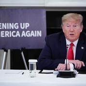 Donald Trump durcit le ton avec la Chine