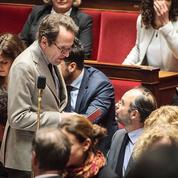Gilles Le Gendre, un président de groupe fragilisé