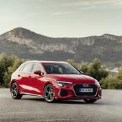 Audi A3 Sportback, l'esprit de reconquête