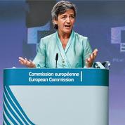 Concurrence: la Commission européenne fourbit ses armes anti-Gafa