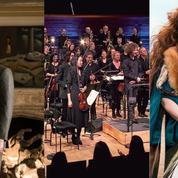 Les clefs de l'orchestre, I Am The Night, Britannia ... Votre plateau télé du week-end