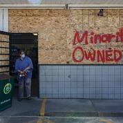 À Minneapolis, sous couvre-feu, les habitants organisent leur défense