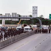 À Minneapolis, la contestation se politise