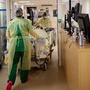 Coronavirus: le recensement encore incomplet des soignants ayant contracté le virus