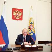 Le pouvoir de Vladimir Poutine à l'épreuve du Covid-19