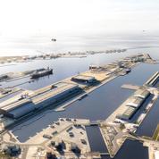 À Fécamp, EDF mise sur l'éolien marin
