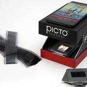 PictoScanner redonne vie aux pellicules photos oubliées