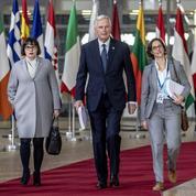 Michel Barnier: «L'Europe ne manque ni d'audace ni de courage»