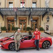 C'était un rendez-vous à Monaco