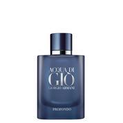 Parfums: grand plongeon en mer calme