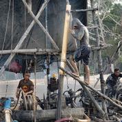 Indonésie, les damnés de l'étain