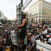 Manifestations historiques contre les discriminations à Washington