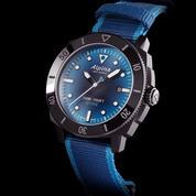 Journée Mondiale de l'Océan: une montre Swiss Made en filets de pêche recyclés