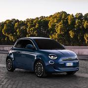 Fiat 500 Électrique, place à la berline