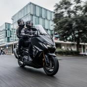 Yamaha TMax, scooter Imperator
