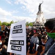Floyd-Traoré: succès mitigé pour les manifs de SOS-Racisme