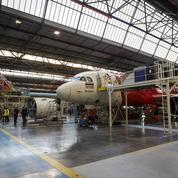 Aéronautique: pas de redécollage du marché avant 2023