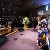 L'hommage de l'Amérique à George Floyd, érigé en martyr du racisme