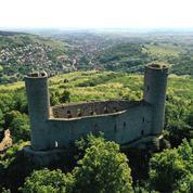 L'histoire de l'Alsace vue à travers le château d'Andlau