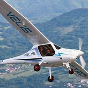 L'Europe certifie le premier avion tout électrique