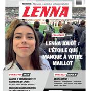 Cette étudiante a décroché des entretiens en présentant son CV dans un pastiche du journal L'Équipe