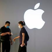Apple devient la première entreprise à dépasser les 1 500 milliards de valorisation boursière