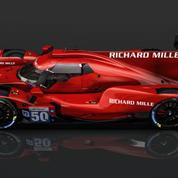 24 H du Mans virtuelles: un équipage 100% féminin pour Richard Mille Racing
