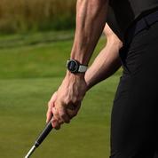 Montres connectées: la nouvelle guerre du golf