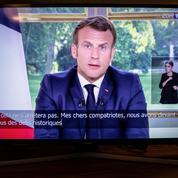 Benedetti: «Macron est sorti de l'ambivalence sur le communautarisme, mais pas sur le reste»