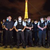 Même soutenue, la police reste mobilisée