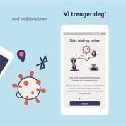 Coronavirus: trop «intrusive», l'application de traçage suspendue en Norvège