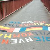 À Spicheren, la frontière franco-allemande s'est rouverte comme une cicatrice