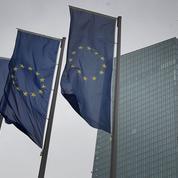 La BCE offre 1310milliards d'euros aux banques
