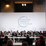 La copie verte et salée de la Convention pour le climat