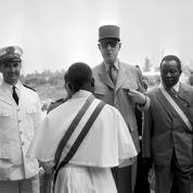 «Le général De Gaulle avait su nouer une véritable amitié franco-africaine»