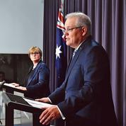 L'Australie victime d'une vaste cyberattaque