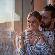 Ces couples que leconfinement a rendus plusforts