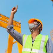 BTP: tous les chantiers ontrepris, parfois au ralenti