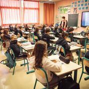 Un retour en classe encore limité, surtout dans les collèges