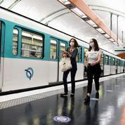 Métro, bus, TGV: trafic normal, passagers frileux